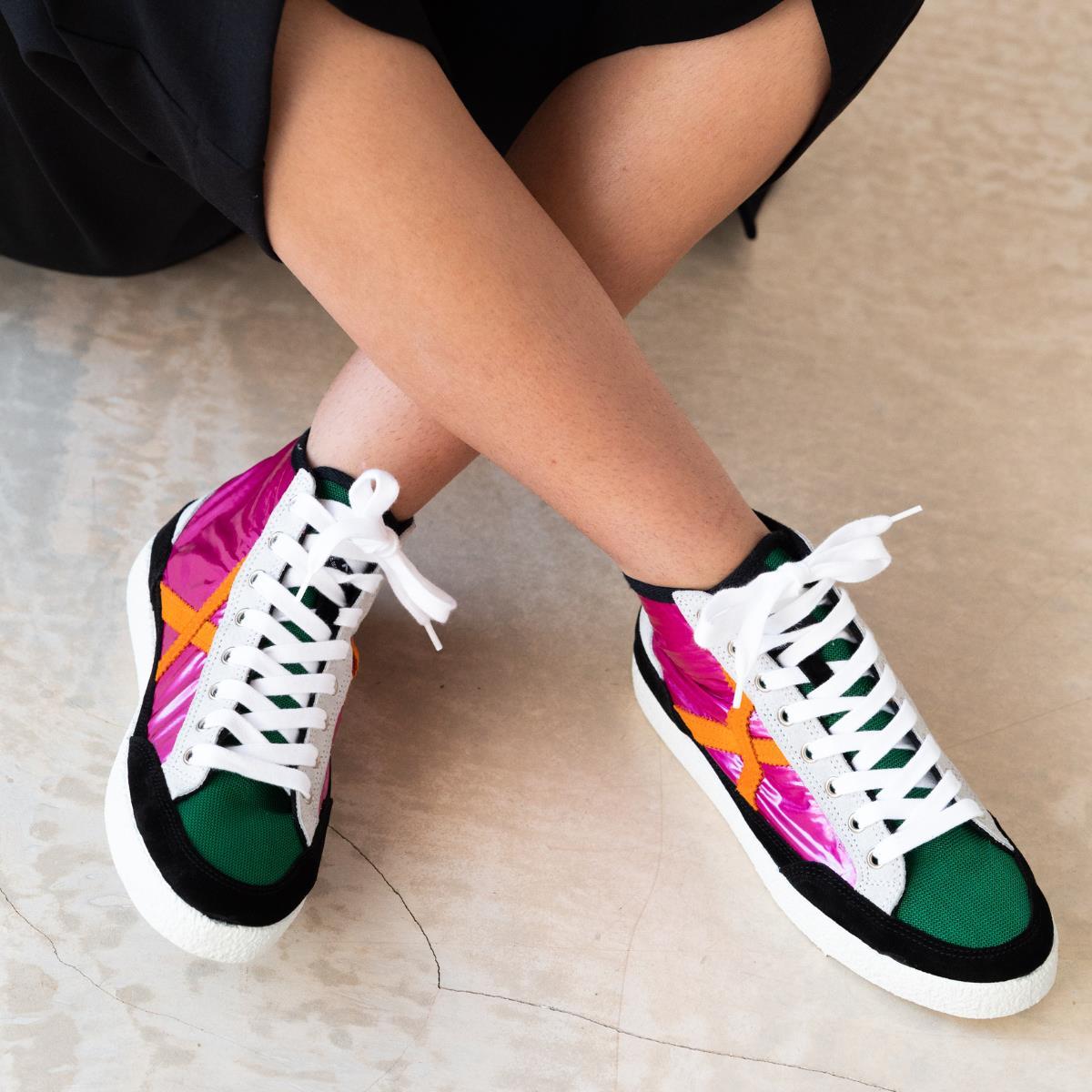 Sneaker Wave 047 Marino