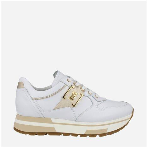 Sneaker Poppy Camel