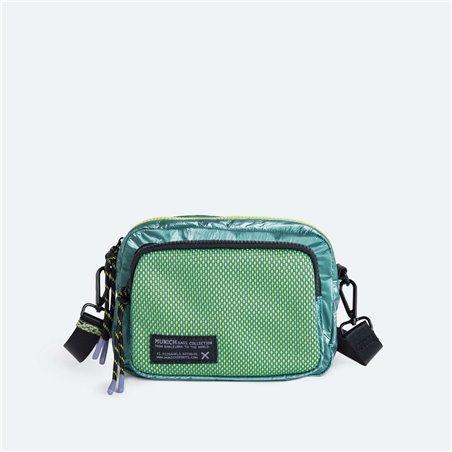 Sneaker Old Blossom Verde  Mar