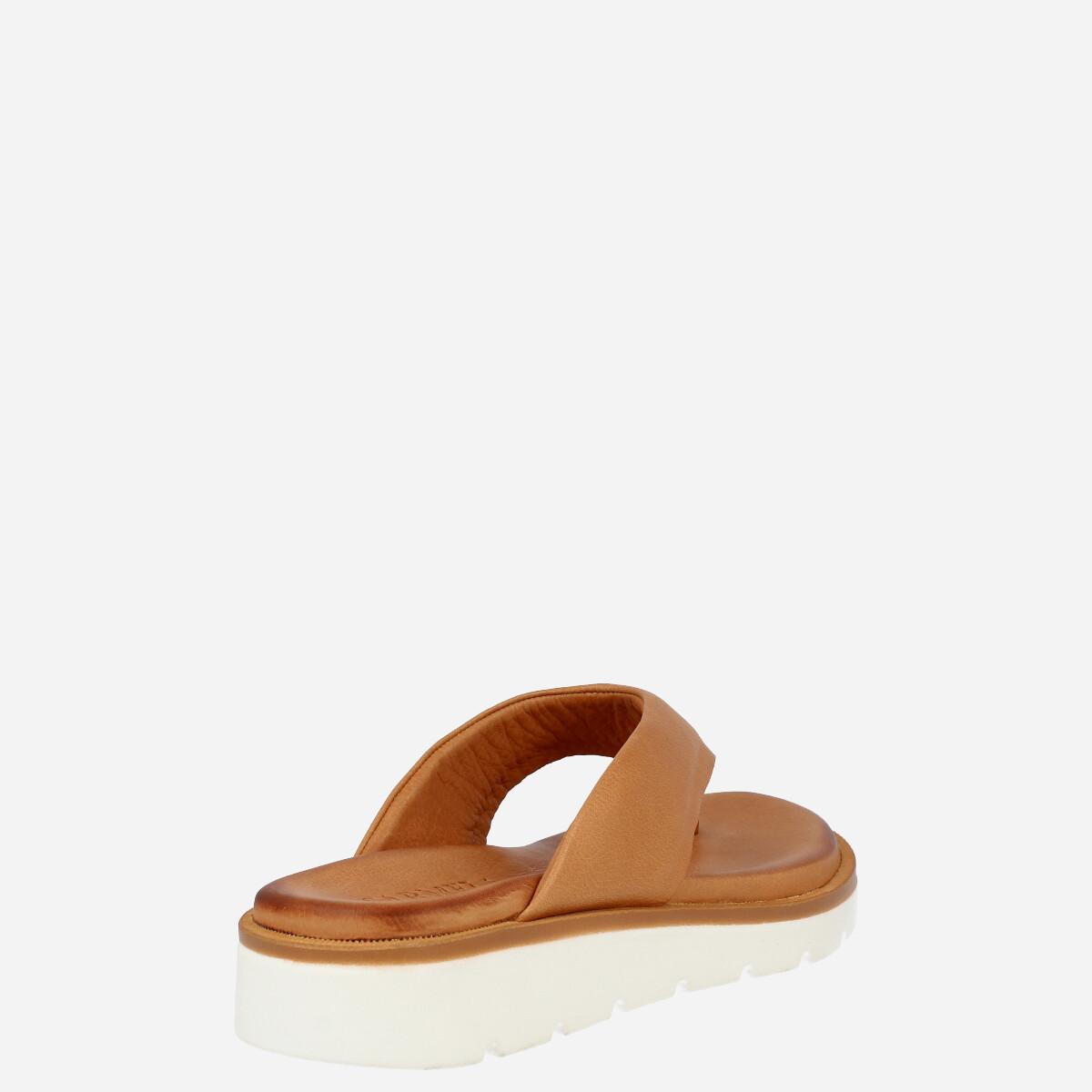 Sneaker Americano Naranja