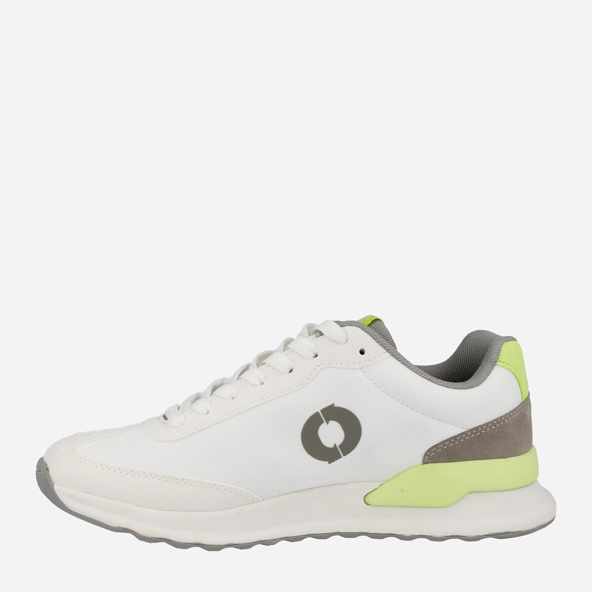 Sneaker Leelu Blanco