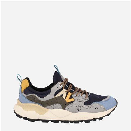 Sneaker Zenda Plomo