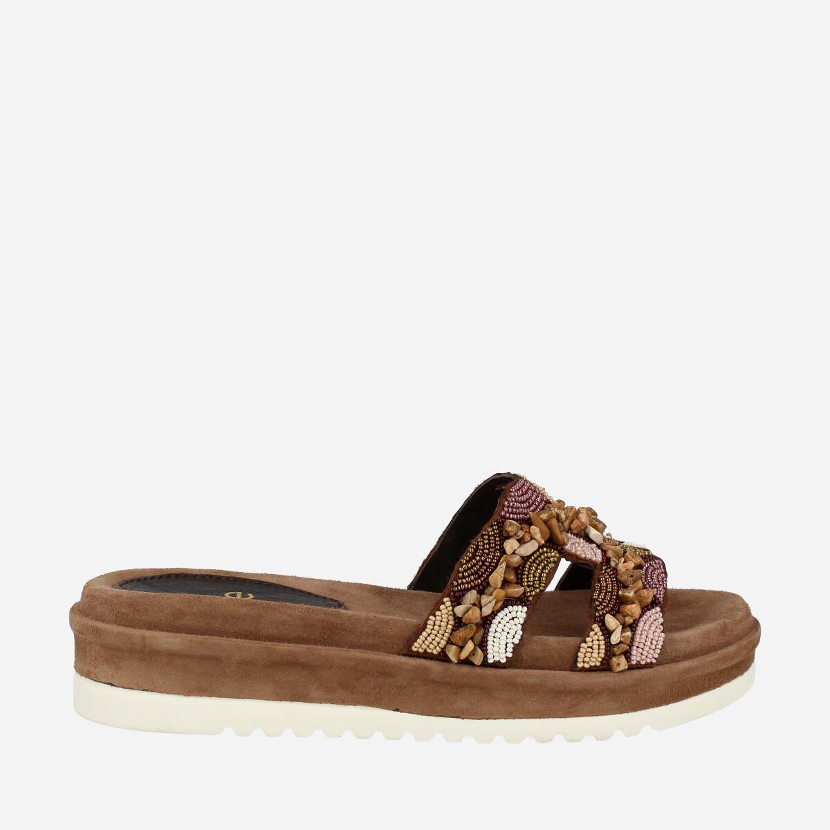 Sneaker Zenda Kaki