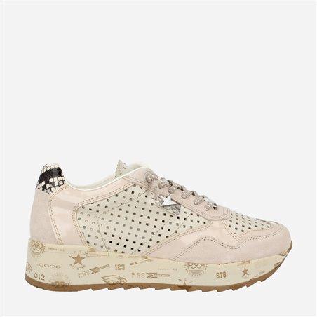 Sneaker Cofra Rosa