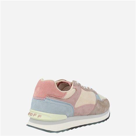 Sneaker Purpura Negro
