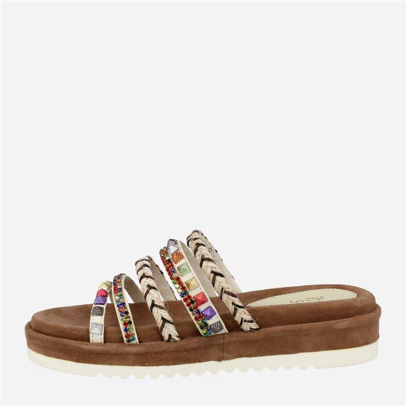 Sneaker Rete Sky 06 Cebra
