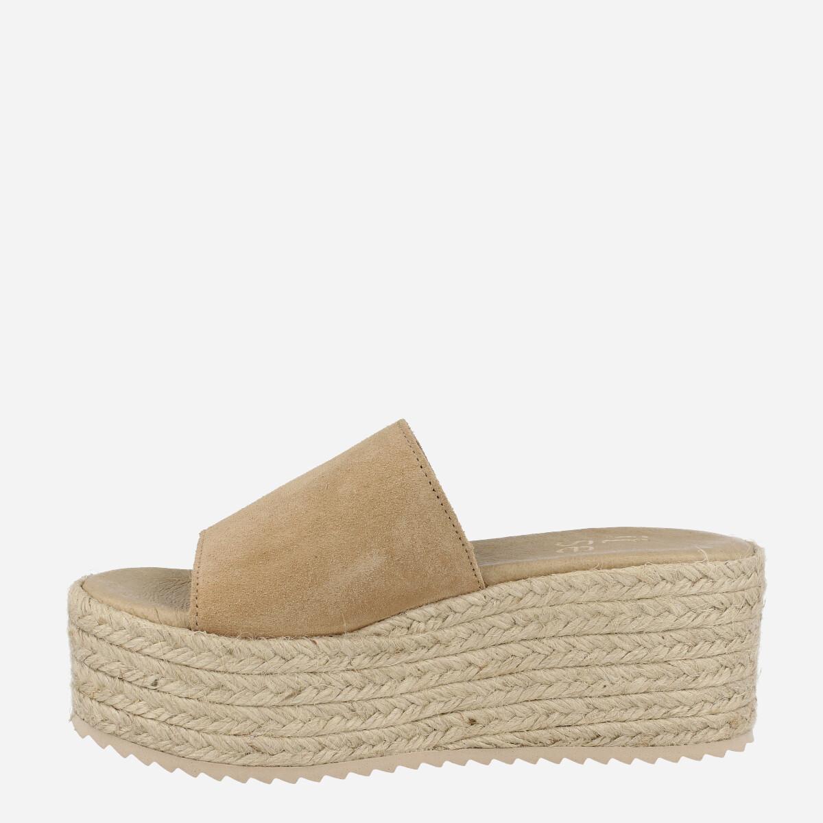 Sneaker Chic Piton Blanco