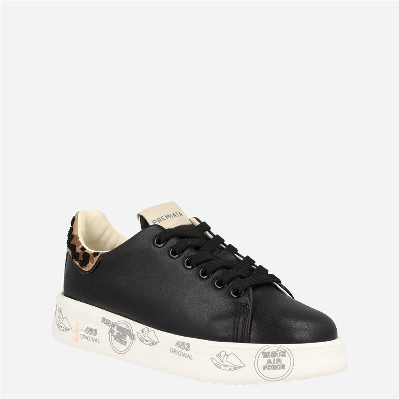 Sneaker Chic Blanco-Fuxia